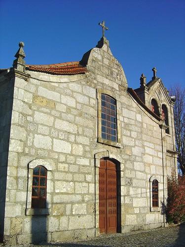 Igreja Matriz de Águas Boas - Portugal