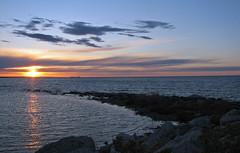 collingwood sunset