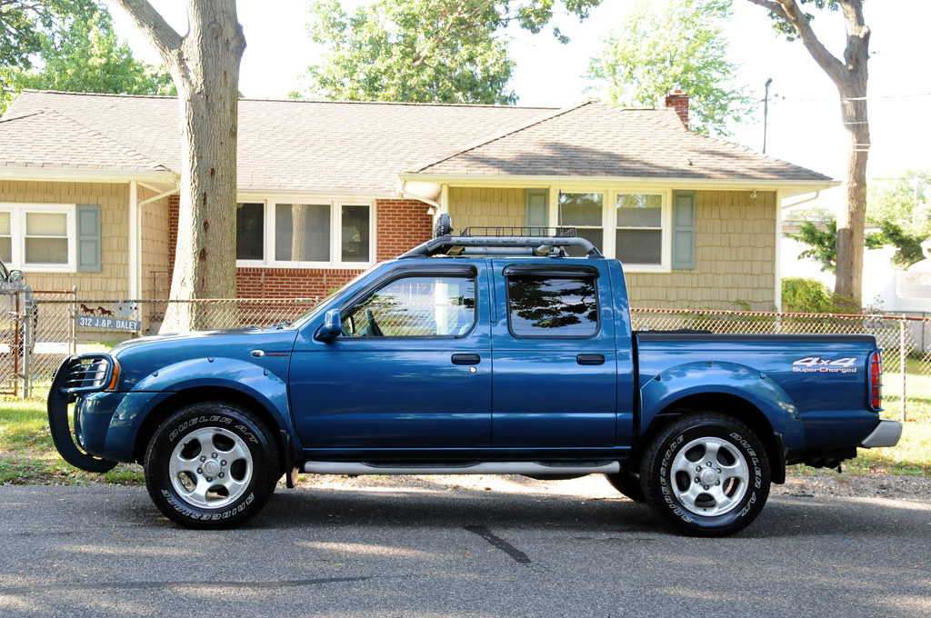 for sale 2002 nissan frontier supercharged nissan. Black Bedroom Furniture Sets. Home Design Ideas