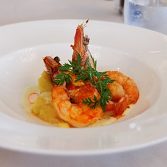 shrimp, meal, caridean shrimp, seafood, invertebrate, food, scampi, dish, cuisine,