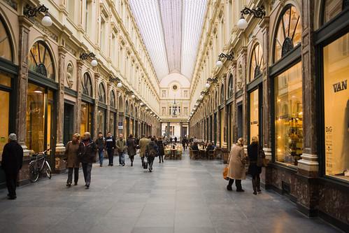 Saint-Hubert Royal Galeries