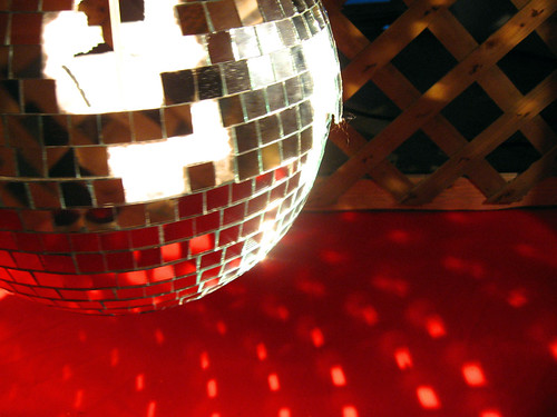 get your disco on
