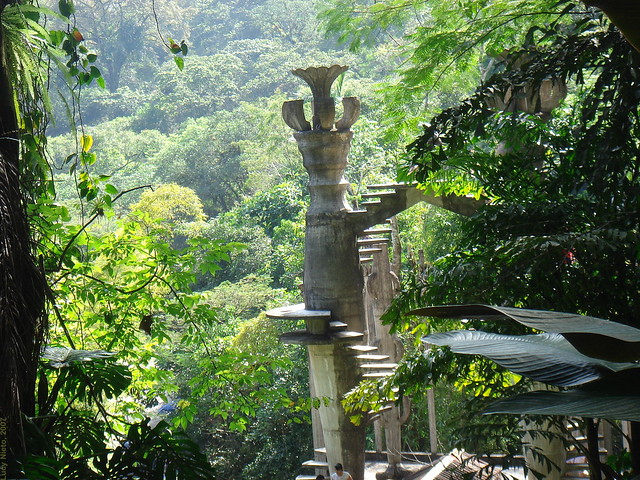 Las Pozas - Xilitla SLP México 2007 8071