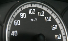 automotive exterior(0.0), wheel(0.0), steering wheel(0.0), vehicle registration plate(0.0), tachometer(0.0), odometer(1.0), vehicle(1.0), gauge(1.0), measuring instrument(1.0), speedometer(1.0),