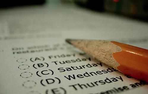 Exams Start... Now