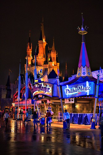 Disney - Philhar Castle