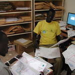 Jonglei state guys busy at work