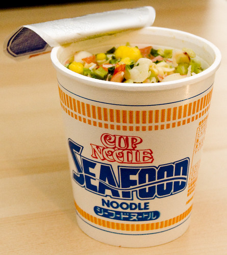 kaumall | Rakuten Global Market: Nissin foods cup noodles seafood ...