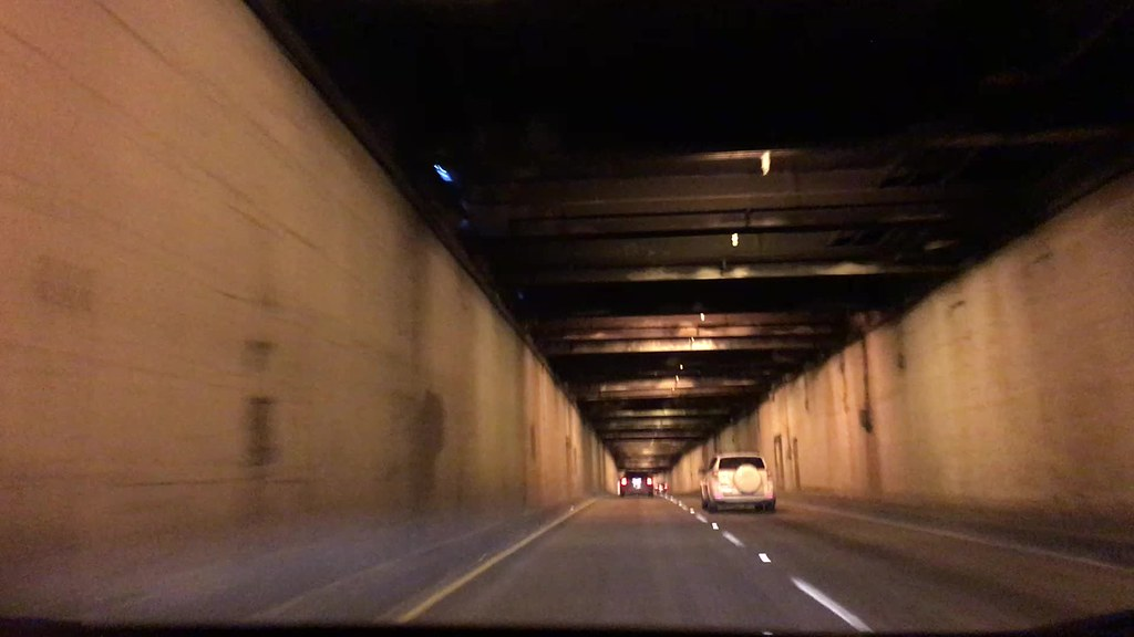 Video: In the Battery Street Tunnel