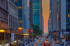 Manhattanhenge, May 2011 - 09