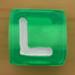 Bead Letter L