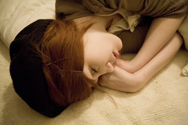 Photo:Asleep By:rebecca was a recluse