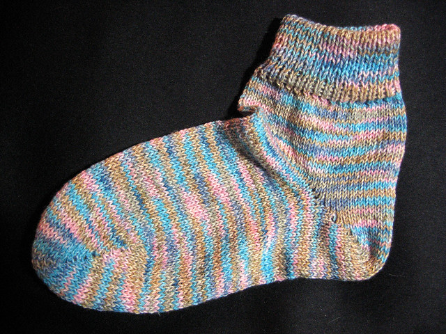 SOCK KNITTING MACHINE PATTERNS   Free Patterns