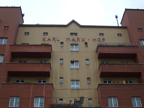 Karl-Marx-Hof in Wien. Foto: Paulo Rená / Flickr.com