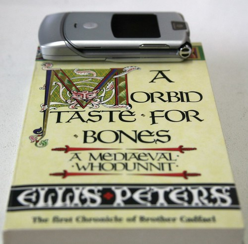 Authors A-Z: Ellis Peters - A Morbid Taste for Phones