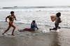 Beach chase - Cox's Bazar, Bangladesh