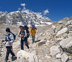 alps, adventure, mountain, walking, sports, recreation, outdoor recreation, mountaineering, mountain range, backpacking, summit, ridge, arãªte, mountain guide, hiking, mountainous landforms,