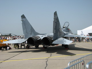Heck: MiG-29 Fulcrum