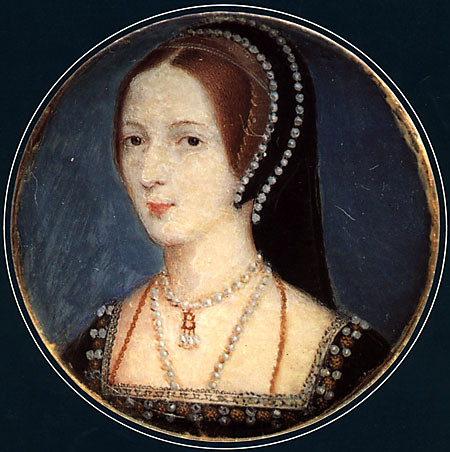 Queen Anne Boleyn (Miniature)