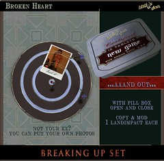Lilith's Den - Broken Heart - Breaking Up Set - aaand out
