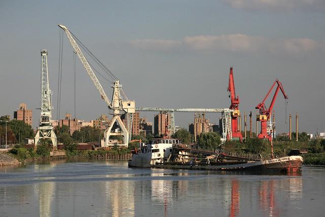 Puerto La Boca, Buenos Aires