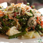 Sayur Urab (Mixed Vegetables) - Bali, Indonesia