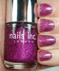 Nails Inc Buckingham Palace