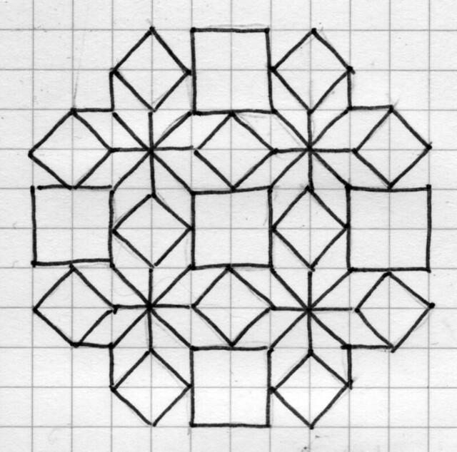 Geometric Pattern 1 Flickr Photo Sharing