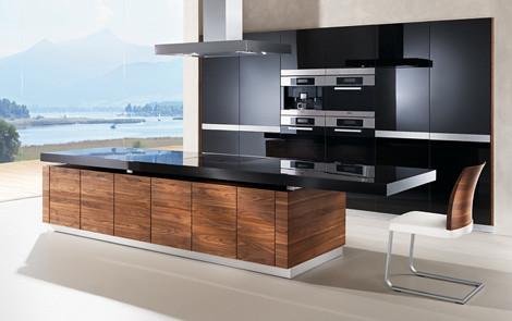 Love my home modern kitchen island design for Modern kitchen designs 2010