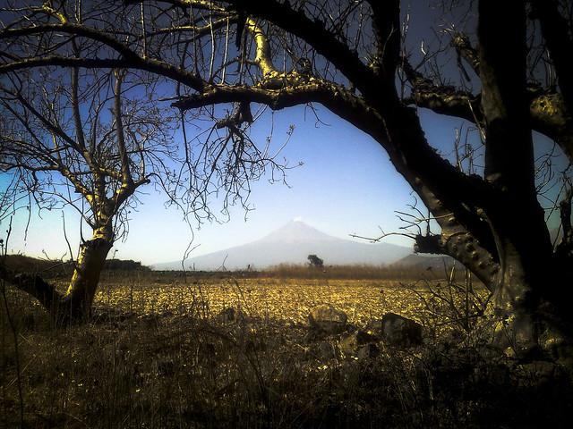 Popocatépetl (Puebla) por Jerry