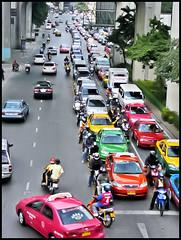 Bangkok Traffic 1