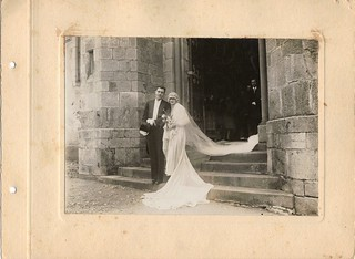 Vintage French 1920's Provincial Wedding