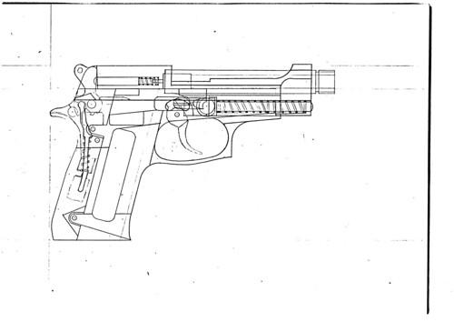 what is it  mystery pistol blueprints 56k no