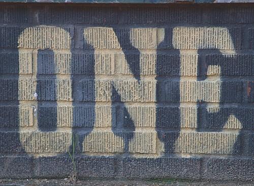 """""""One"""" On Brick (Washington, DC)"""