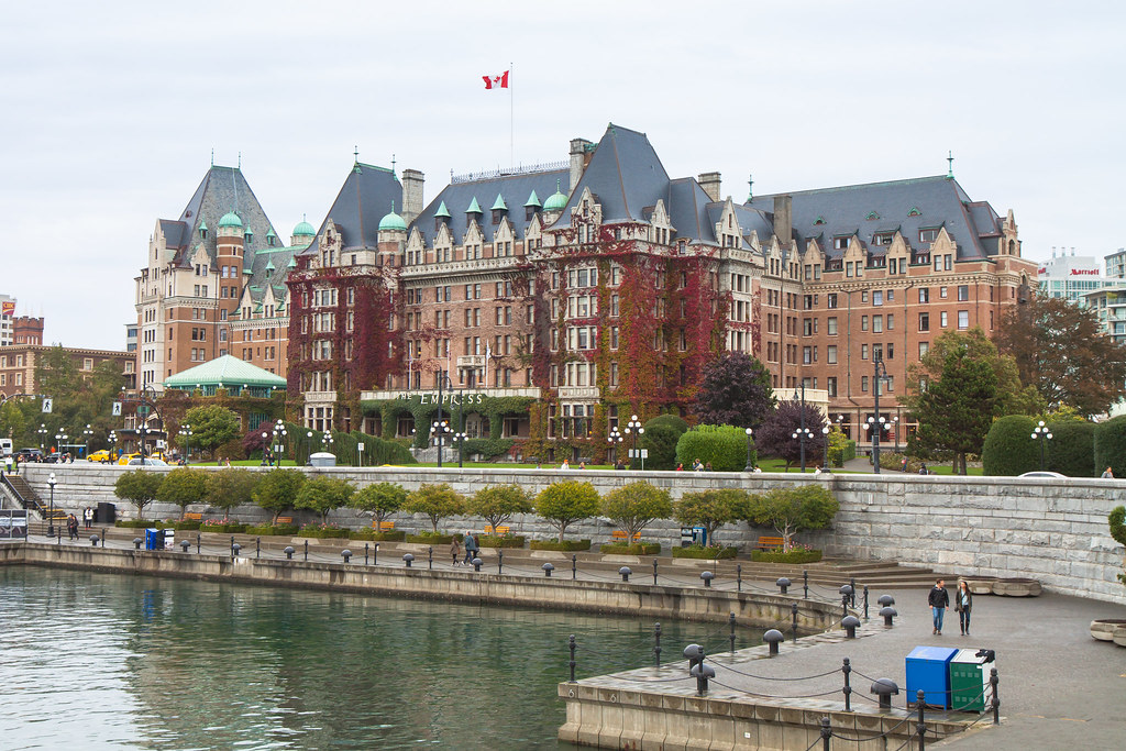 Vancouver Island. Victoria