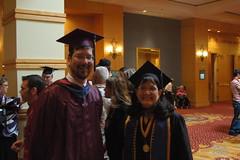 Mom's Graduation