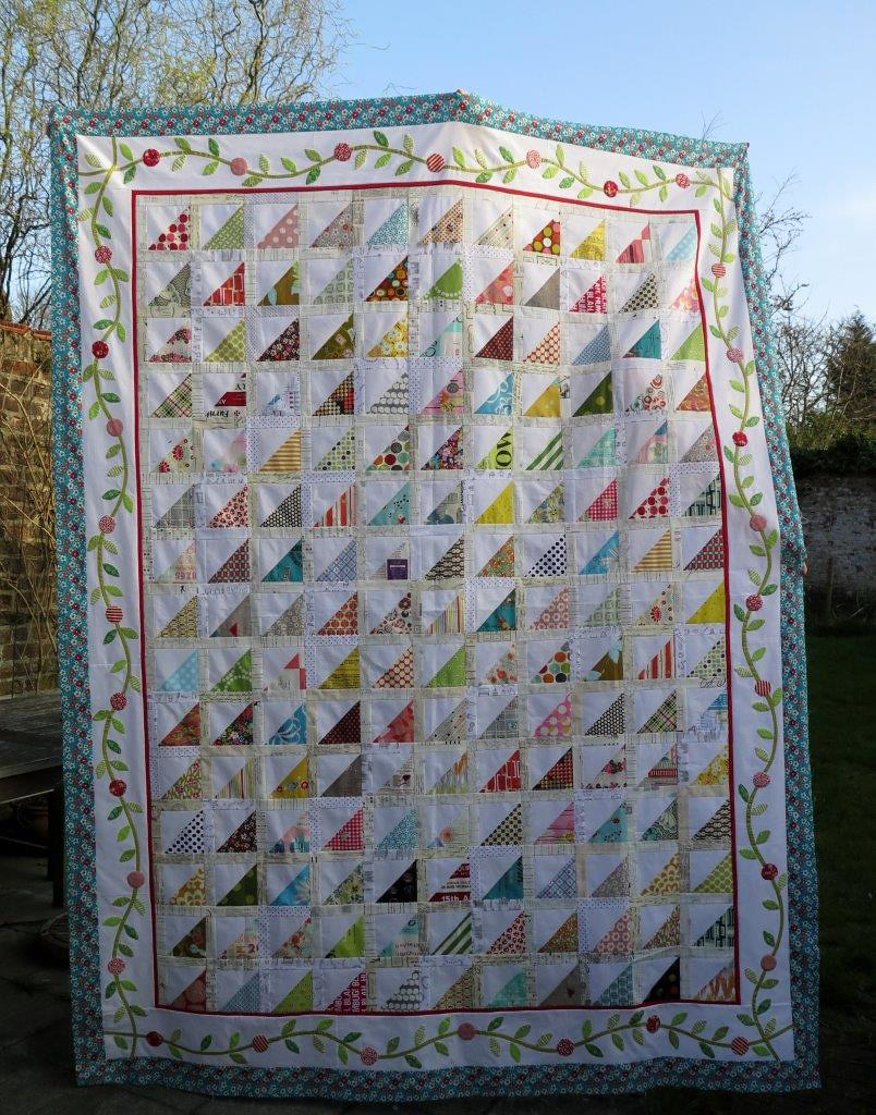 A finished quilttop