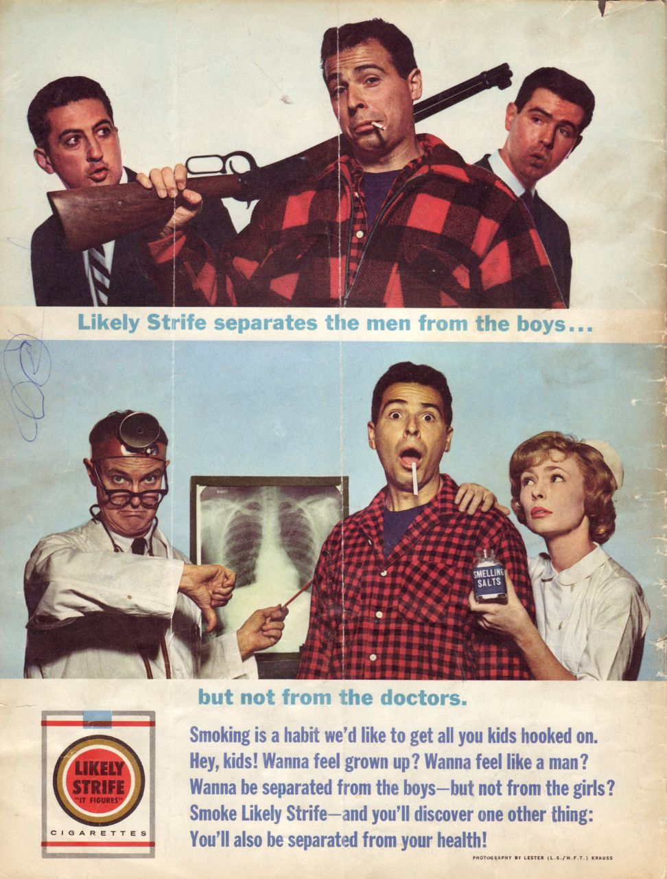 MAD Magazine April 1964