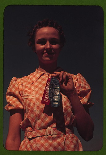 Winner at the Delta County Fair, Colorado  (LOC) by The Library of Congress