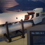 German Hs 293 anti-ship missile