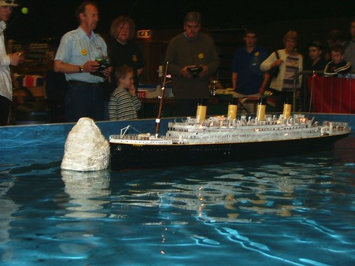 Rms titanic flickr photo sharing - Was the titanic filmed in a swimming pool ...