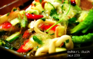 Thai Seafood Salad With Glass Noodles | by ~MVI~ (warped)