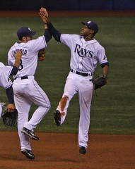 Rays vs A's 2008/07/21