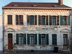 Ancienne Poste de Berck (Pas de Calais) - Photo of Tigny-Noyelle