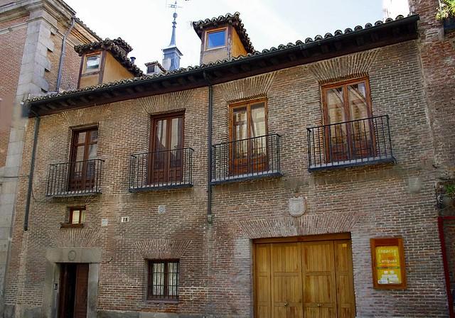 Casa convento de 1612 de las trinitarias descalzas calle lope de vega madrid flickr photo - Casa vega madrid ...