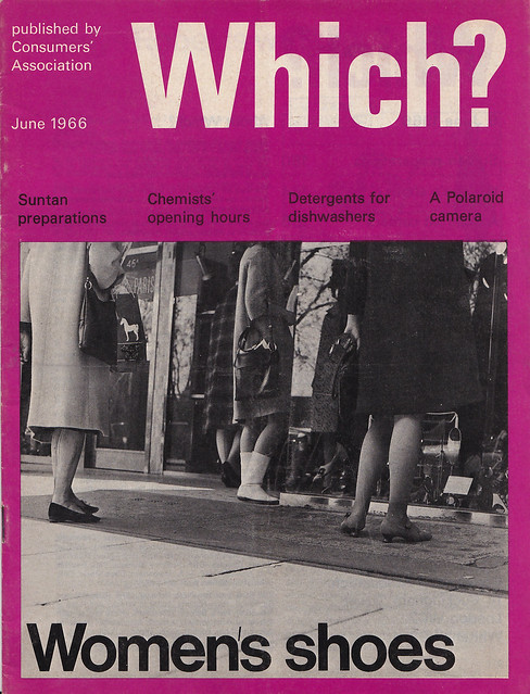 Which? Magazine June 1966