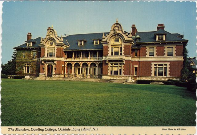 Dowling College Post Cards