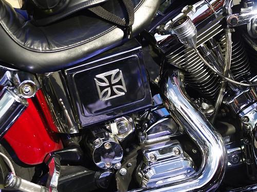 Harley-Davidson Battery Box