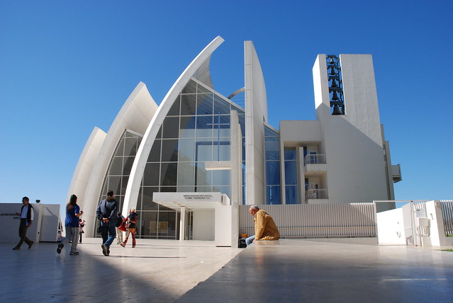 Dives in Misercordia Church by Richard Meier