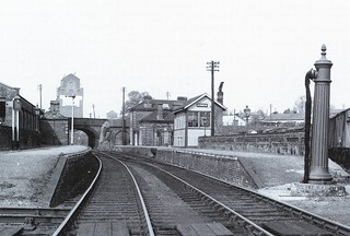 Great Dunmow Railway Station